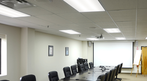 Office Lighting by BMS Electrical, Adelaide SA