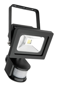 security sensor floodlight